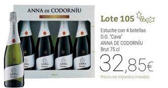 Oferta de Lote 105 por 32,85€