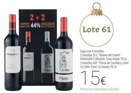 Oferta de Lote 61 por 15€