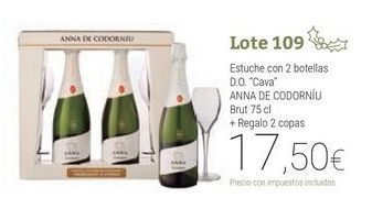 Oferta de Lote 109 por 17,5€