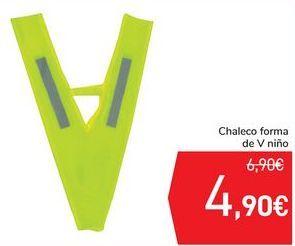 Oferta de Chaleco forma de V niño por 4,9€