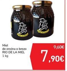 Oferta de Miel de encina o brezo RIO DE LA MIEL por 7,9€