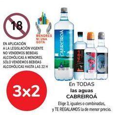 Oferta de En TODAS las aguas CABREIROÁ por