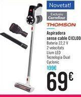 Oferta de Aspirador sin cable CICLODAILY por 69€