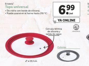Oferta de Tapa universal por 6,99€