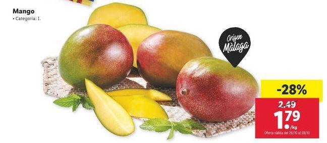 Oferta de Mango por 1,79€