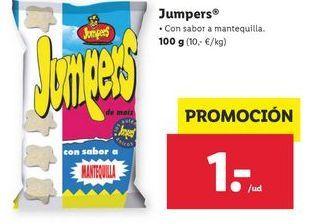 Oferta de Jumpers por 1€