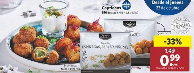 Oferta de Caprichos Deluxe por 0,99€