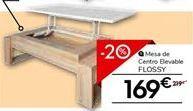 Oferta de Mesa de centro elevable FLOSSY por 169€