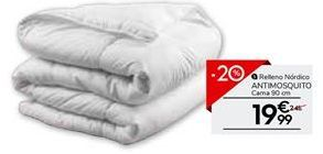Oferta de Relleno nórdico por 19,99€