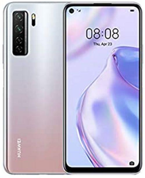 Oferta de Huawei P40 Lite 5G - Smartphone 128GB, 6GB RAM, Dual Sim, Space Silver por 254€
