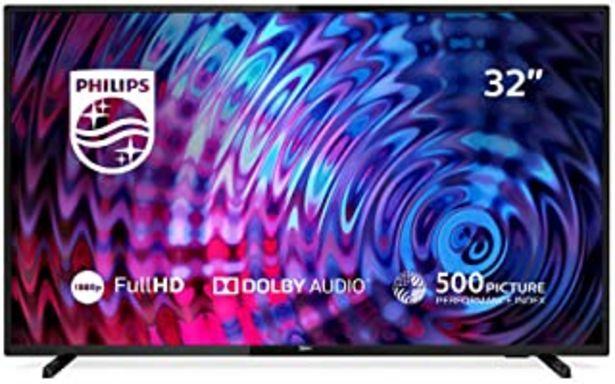 Oferta de Televisor Philips 32PFS5803/12, 32 pulgadas por 245,25€