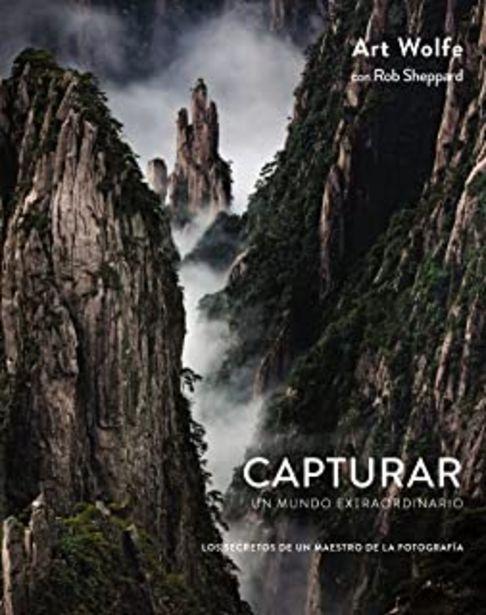 Oferta de Capturar un mundo extraordinario: Los secretos de un maestro de la fotografía (Photoclub) por 9,45€