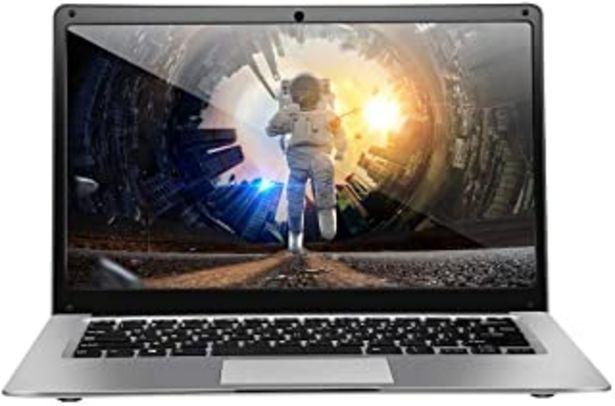 Oferta de Senmubery PortáTil 14 Pulgadas 4G 64GB SSD PortáTil Ultradelgado PortáTil HD Quad Core Notebook 1.6 GHz Enchufe de la UE por 228,91€
