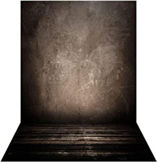 Oferta de Foto telón de Fondo, 2 x 3 m BDDFOTO fotografía Profesional Fondo fotografía paño, Estudio de grabación de Video Retro Col... por 21,99€