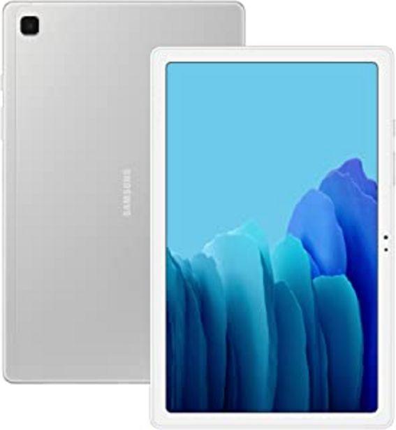 Oferta de Samsung Galaxy Tab A7 WiFi - Tablet 32GB, 3GB RAM, Silver por 237,06€