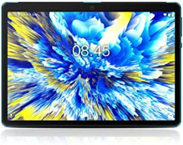 Oferta de Tablet 10 Pulgadas Android 10.0 - MEBERRY Ultrar-Rápido Tableta 4GB RAM+64GB ROM - Certificación Google gsm - 8000mAh |WI-... por 118,98€