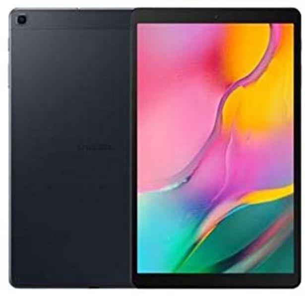 Oferta de Samsung T290 Galaxy Tab A 8.0 (2019) Only WiFi Black EU por 139,75€