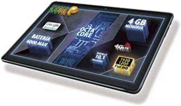"""Oferta de Talius Tablet 10,1"""" Zircon 1016 4G Octa Core, Ram 4Gb, 64Gb, Android 9.0 por 185,26€"""