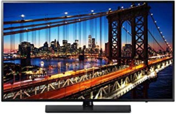 "Oferta de Samsung Hospitality Display 43HE690 LED-TV 109,2 cm (43"") dunkel Titan (HG43EE690DBXEN) por 442,43€"