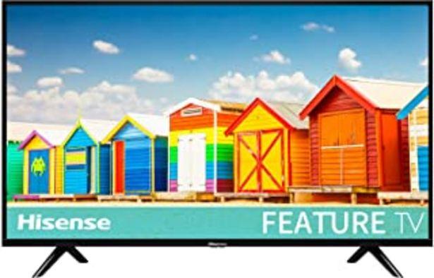 Oferta de Hisense H32B5100 - TV Led HD, 2 HDMI, 1 USB, Salida Óptica, Audio DD+. [Clase de eficiencia energética A] por 148,99€