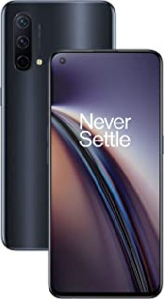 Oferta de OnePlus Nord CE - Smartphone 128GB, 8GB RAM, Dual Sim, Charcoal Ink por 298,67€
