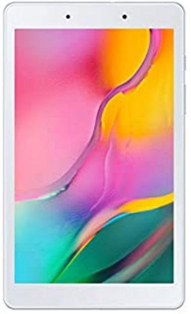 Oferta de Samsung T290 Galaxy Tab A 8.0 2019 32 GB WiFi Plateado-Gris por 136,98€