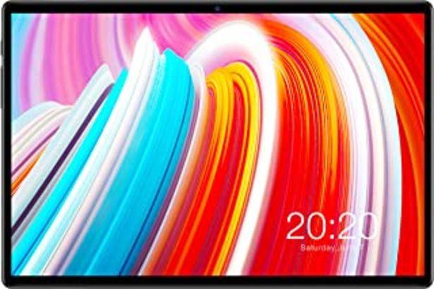 Oferta de TECLAST M40 Tablet 10.1 Pulgadas 6GB RAM +128GB ROM,con Octa-Core 2.0 GHz,FHD Screen Resolution 1920x1200(4G LTE Dual SIM ... por 209,99€