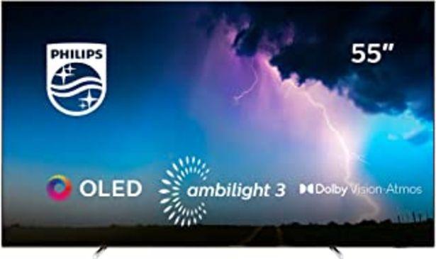 Oferta de Televisor Philips 55OLED754/12, 55 pulgadas por 1999,99€