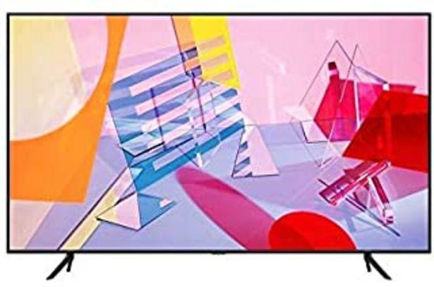 "Oferta de - Televisor SamSung 43"" 3840x2160 Q60T 4K QLED HDR10+ SMART TV Wifi Bluetooth HDMI USB (Android) por 540,45€"