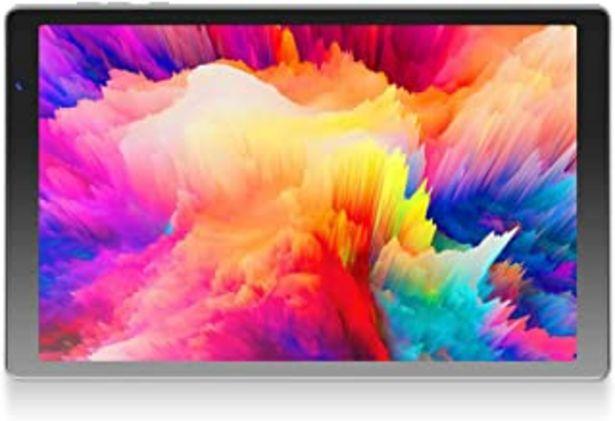 Oferta de Tablet 10 Pulgadas Vankyo S20 Tableta de Procesador Octa-Core, 64GB ROM y 3G RAM, 8MP y 5MP Cámara, Android 9.0, WiFi, Pan... por 139,99€