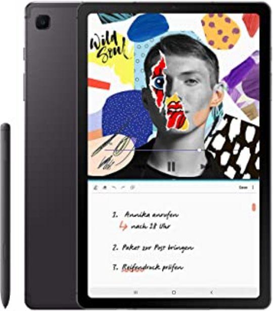 Oferta de Samsung Galaxy Tab S6 Lite WiFi - 64GB, 4GB, Gris por 370€