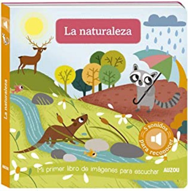Oferta de Libro de sonidos. La naturaleza por 9,45€