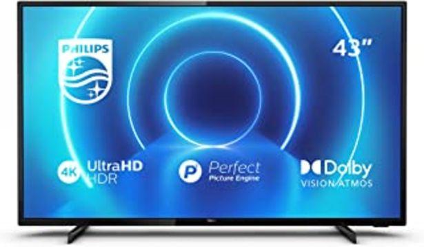 Oferta de Philips Pantalla 4K Ultra HD, Multicolor, Talla Única por 424,11€