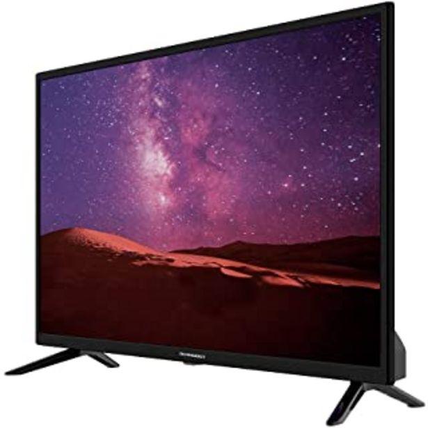 "Oferta de Schneider Consumer - Televisión LED 32"" LED32-SC410K HD, DVB-T/C, HDMI, PVR, Time Shift, Negro por 124,71€"
