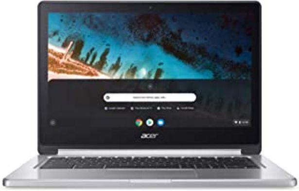 Oferta de Acer Chromebook R 13 CB5-312T-K2K0 Ordenador portátil, Teclado Alemán por 349,99€