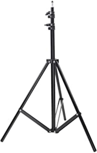 Oferta de Neewer 10000118, Trípode de Iluminación Ligero para Flash Speedlight Softbox,Fotografía y Grabación de Vídeo, 260 centímetros por 21,99€