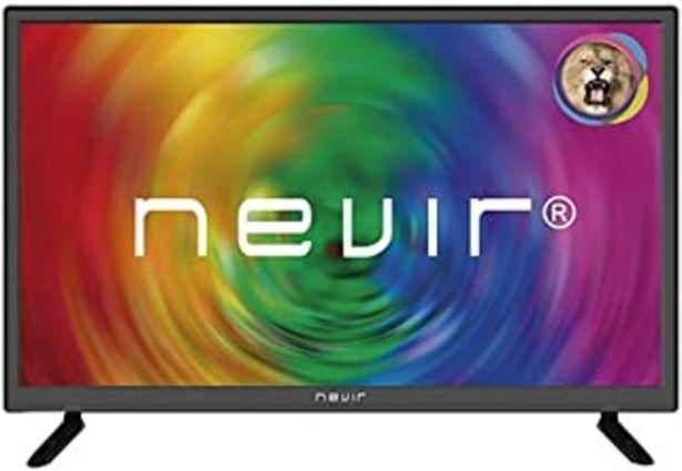 Oferta de TV LED 24'' Nevir NVR-7707-24RD2-N HD Ready - TV LED - Los Mejores Precios por 109,43€