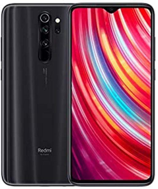 "Oferta de Redmi Note 8 Pro – Smartphone con pantalla 6,53"" FullHD+ (Cuatro cámaras de 64 + 8 + 2 + 2 MP, frontal 20 MP, 4500 mAh, MT... por 225€"