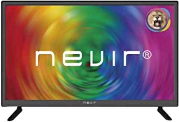 Oferta de Nevir TV LED NVR7709 24 Inch 12V Negro por 127,83€