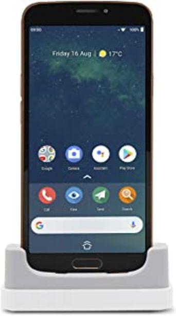"""Oferta de Doro 8080 Smartphone 4G Ideal para Mayores con Display de 5.7"""", Cámara de 16 MP, Whatsapp, Botón de Asistencia con GPS y B... por 299€"""