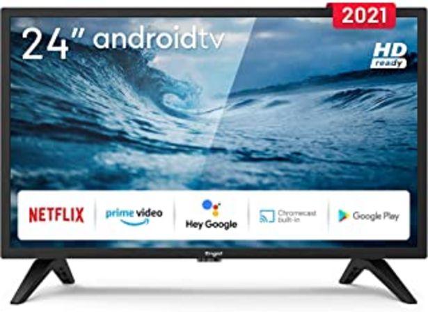 "Oferta de Engel TV LE2490ATV LED 24"" TDT2/C Wi-Fi Android TV por 161,99€"