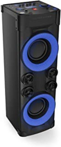 Oferta de Energy Sistem Party 6 - Altavoz DJ con Bluetooth 240 W, Sistema de Sonido 2.1 (Energy Music Power 600, Función Karaoke, Lu... por 174€