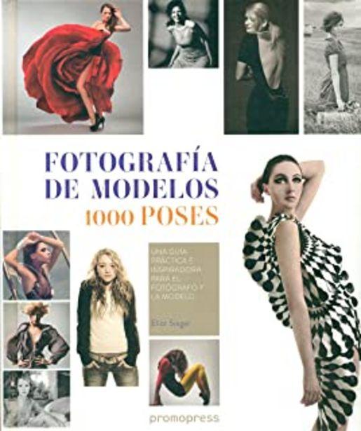 Oferta de Fotografía de modelos 1000 poses. Una guía práctica e inspiradora para el fotógrafo y la modelo por 33,25€
