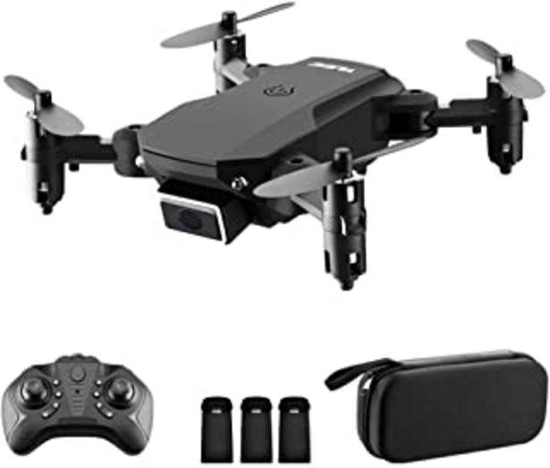 Oferta de GoolRC- S66 RC Drone Control Remoto Mini Drone 13mins Tiempo de Vuelo 3D Flip Altitude Hold Modo sin Cabeza RC Quadcopter ... por 27,99€