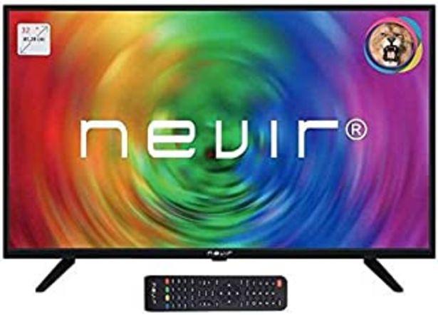 Oferta de TV LED 32'' Nevir NVR-7707-32RD2-N HD Ready - TV LED - Los Mejores Precios por 127,07€
