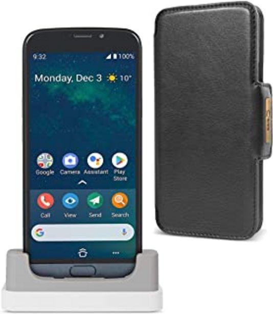 """Oferta de Doro 8050 Paquete: Smartphone 4G Ideal para Mayores con Display de 5.4"""", Cámara de 13 MP, Whatsapp y Botón de Asistencia c... por 219€"""