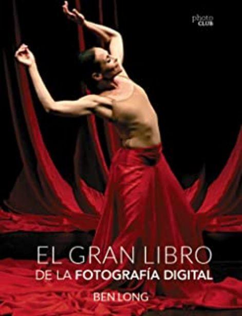 Oferta de El gran libro de la fotografía digital (Photoclub) por 57,95€