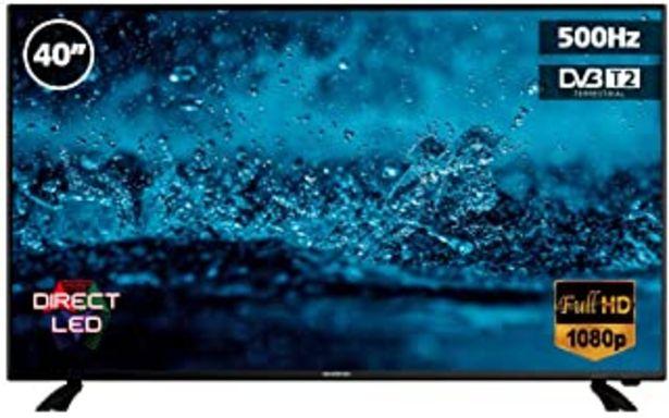 """Oferta de TV LED 40"""" INFINITON Full HD - USB, HDMI, 500Hz, Modo Hotel por 189€"""