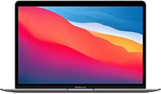 Oferta de 2020 Apple MacBook Air con Chip M1 de Apple (de13Pulgadas, 8GB RAM, 256 GB SSD) - Gris Espacial por 979,99€