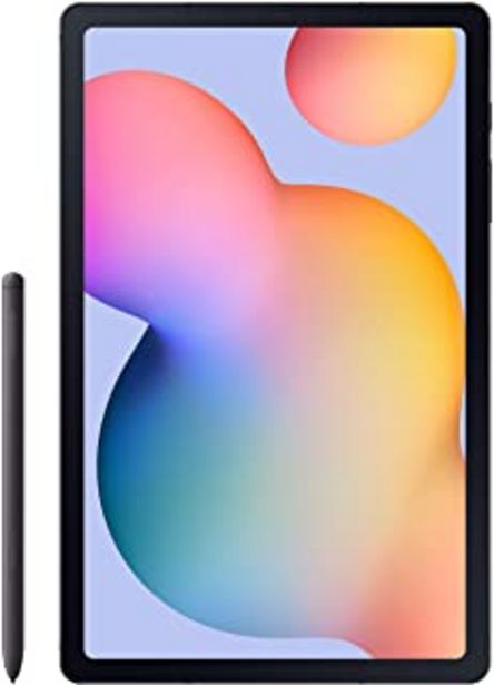 Oferta de SAMSUNG Galaxy Tab S6 Lite WiFi - 64GB 4GB Oxford Grey EU por 300€